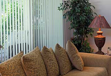 Cheap Vertical Blinds | West Coast Motorized Shades Experts